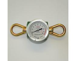 550192 DмO 10 Динамометр для воздушной линии, 0-1000 кг, ± 3%, шкала 20 кг VETTER