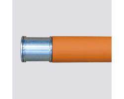 031482072 KSDL 12725 Ось для кабельного барабана D 127 мм, L 4020 мм, до 38т. VETTER