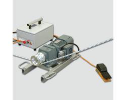 279560 PSW 10-13 Лебедка электрическая кабестановая 1,50 kW, силя тяжения до 10,0 kN, 7 м/мin. 4,0 kN/13 м/мin. 230V VETTER