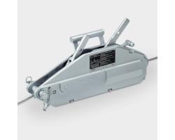550340 SZA 32 Канатная лебедка для подъема,3200kg, rope-D 16,0 мм hook load 3200 kg VETTER