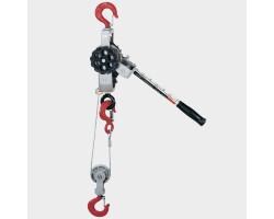 550370 SLм 546 Канатная подъемная лебедка 500 kp/4,60 м, 1000 kp/2,30 м VETTER