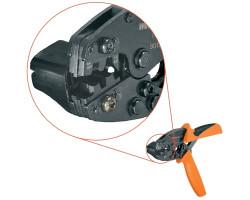 9013080000 Инструмент HTF 48 для обжима кабельных наконечников 0,5-2,5 мм кв. Weidmueller