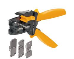 9203610000 Инструмент multi-stripax 0.75-4мм2 SL для для снятия изоляции с проводов d 0.08-10 ммкв Weidmueller