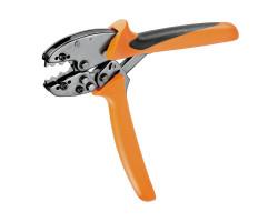 9006230000 Инструмент CTN 25 D 5 для обжима ножевых и кольцевых наконечников и штекеров сечением 10-25 кв. мм . Weidmueller